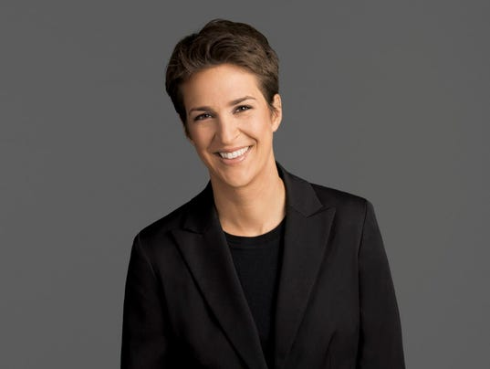 AP TRUMP TAXES MADDOW A ENT USA NY