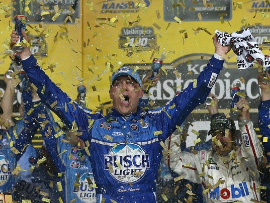 Harvick-celebrates-Kansas-win.jpg