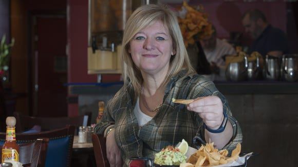 Pop Shop co-owner Connie Correia will be at the Garden State Culinary Arts Awards on Sunday, representing the restaurant and South Jersey.