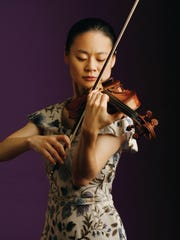 Legendary violinist Midori returns to the CSO next