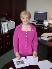 Marie Blistan will assume the presidency of the NJEA on Sept. 1.