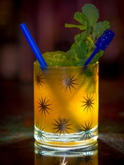 Two types of rum are key ingredients in a classic Mai