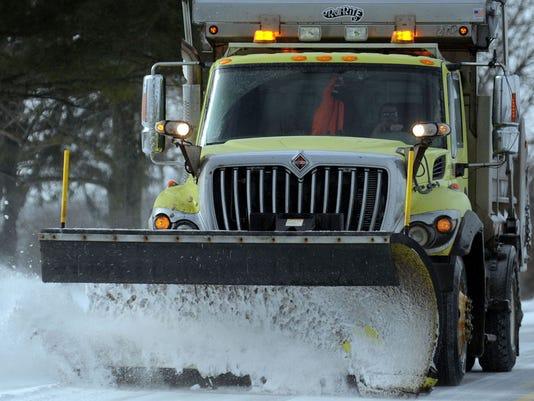 MAR snow plow stock