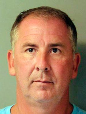 John C. Atkins, 48, a former Delaware legislator from Millsboro, has been charged with strangulation, a felony; and third-degree assault, which is a misdemeanor.