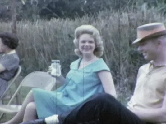 Mary and Felix Vail
