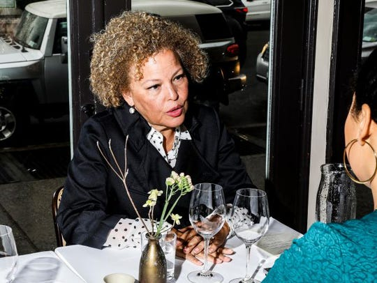 Debra Lee is President and COO of BET entertainment