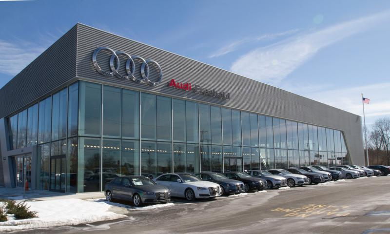 Ray Catena Audi Freehold Is Billed As The Largest Audi
