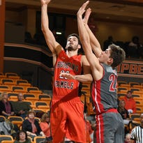 Cedar Crest grad Eudy's star on the rise at Campbell