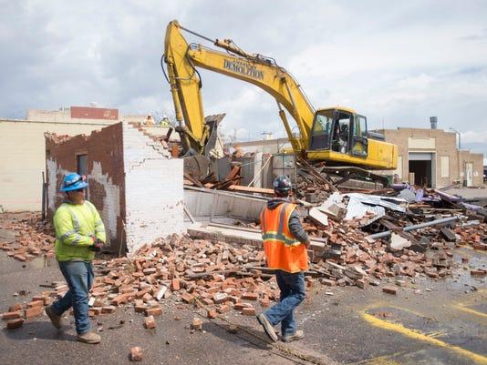 FTC0420-Demolition