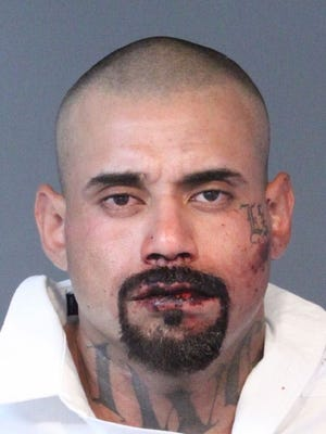 Edgar Ulloa-Ceja, 27, was arrested as a suspect in an auto theft investigation.