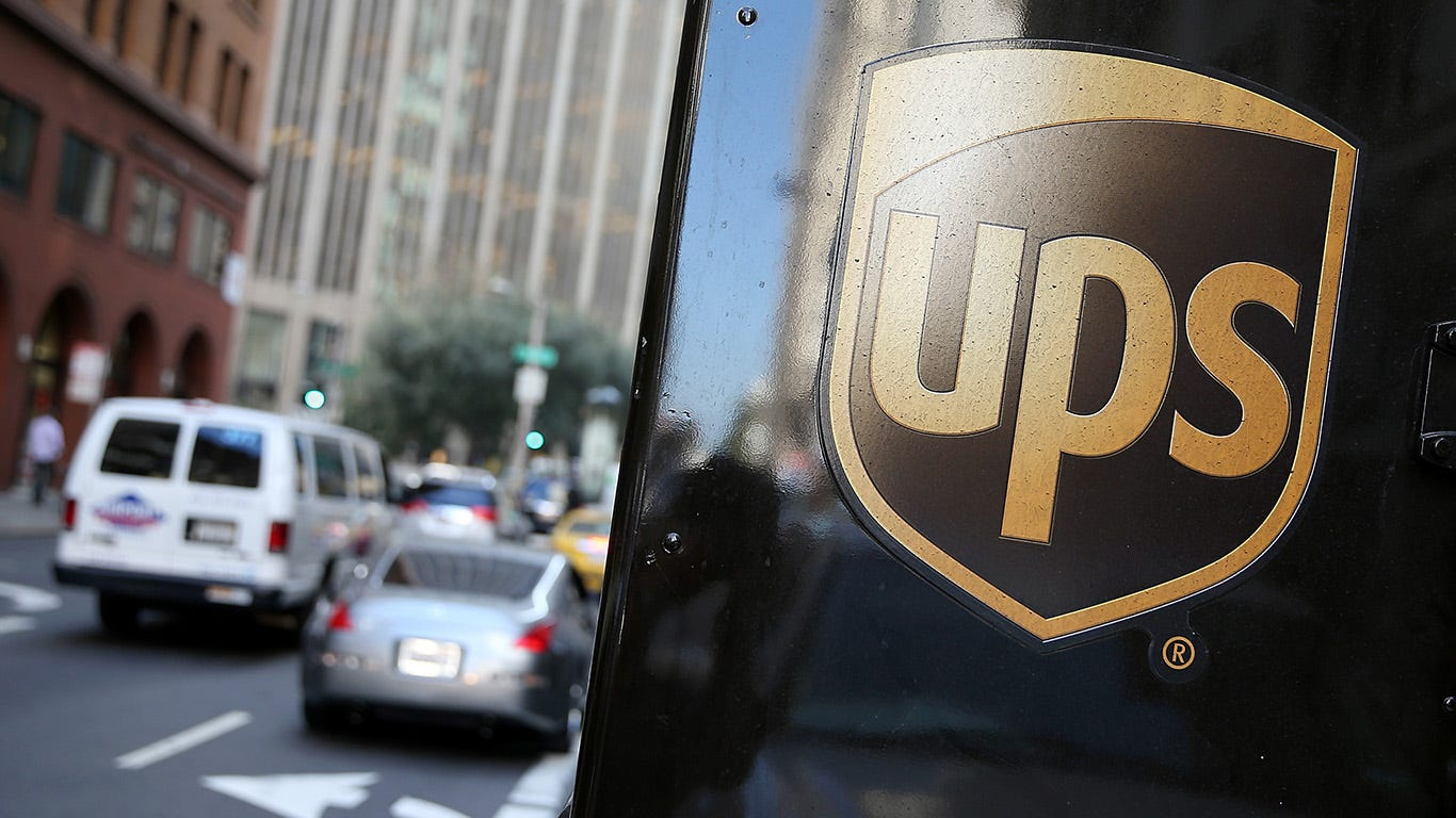 Ups employees dating