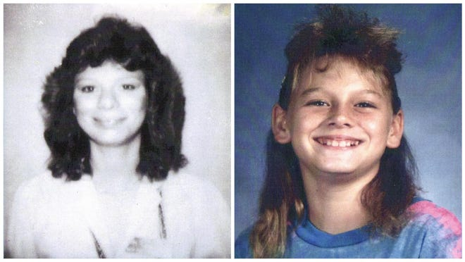 Lisa Story (left) and Robin Cornell.