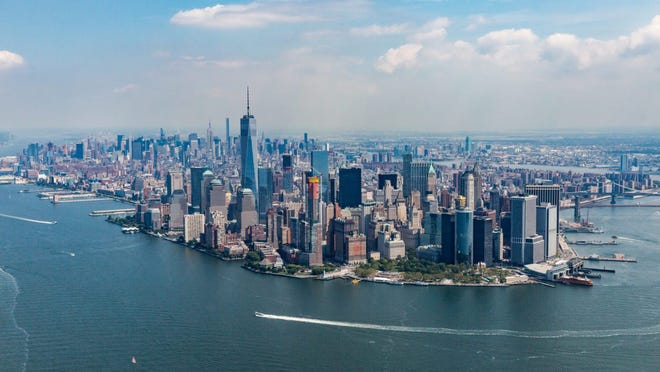 New York had become one of our safest big cities. Crime has continued to drop dramatically in every major category. In 2017, the homicide rate was the lowest since the 1950's. Meanwhile, the city's population is rising again.