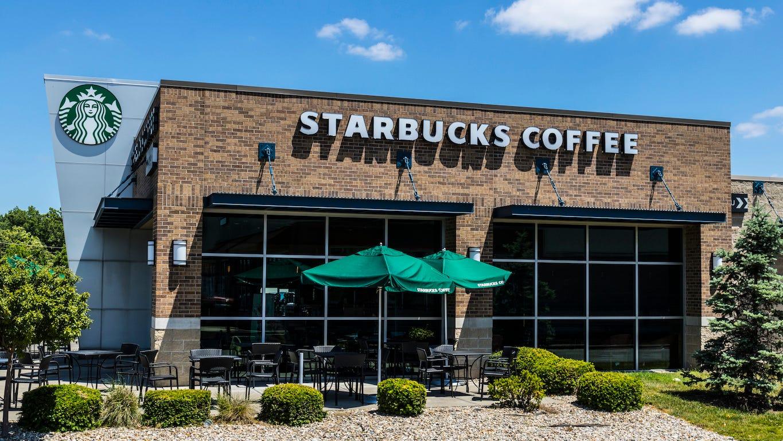 Starbucks Menu With Prices & Hours 2021