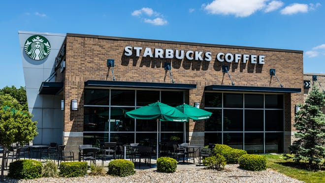 Starbucks is holding racial-bias training at its 8,000-plus company-owned stores in the U.S. on Tuesday afternoon.