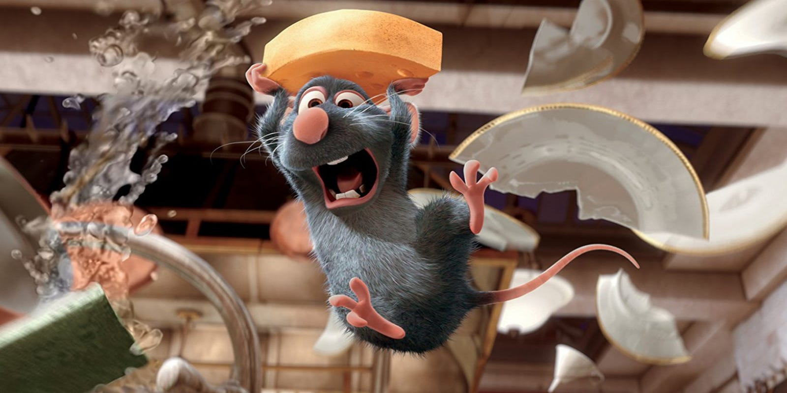 How To Watch Ratatouille Reviewed