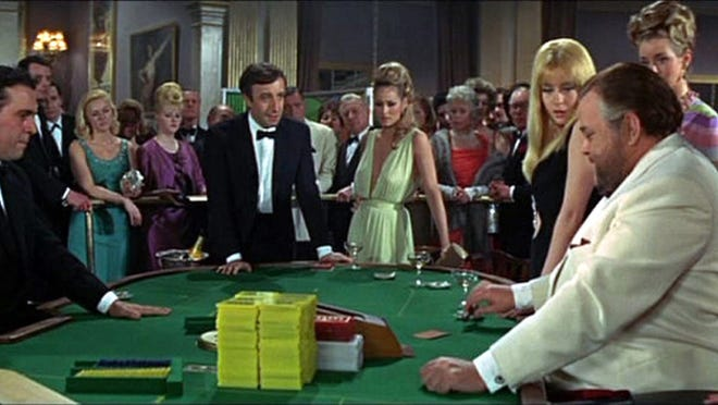 James Bond Every 007 Film Ranked From Worst To Best