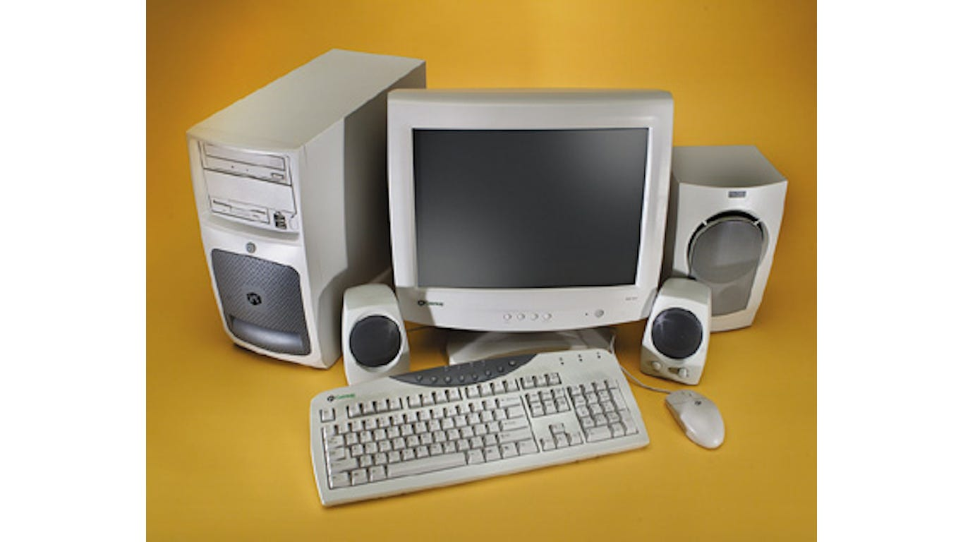 Computer Cost The Year You Were Born