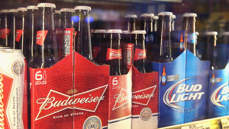 Budweiser, Coors Light, Bud Light top list of best-selling beers in America
