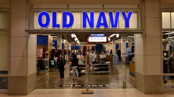 Old Navy will remain open until 10 p.m. on Black Friday