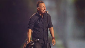 """9. Bruce Springsteen   • Song:  Born in the U.S.A.   • Politician:  Ronald Reagan, Bob Dole, Pat Buchanan   • Outcome:   An adviser to President Reagan asked The Boss if he could use """"Born in the U.S.A."""" during his re-election campaign in 1984. Springsteen turned him down. This episode is seen as the start of Springsteen's progressive awakening, and since then, he has become an outspoken liberal. In later years, Dole and Buchanan were similarly turned down."""