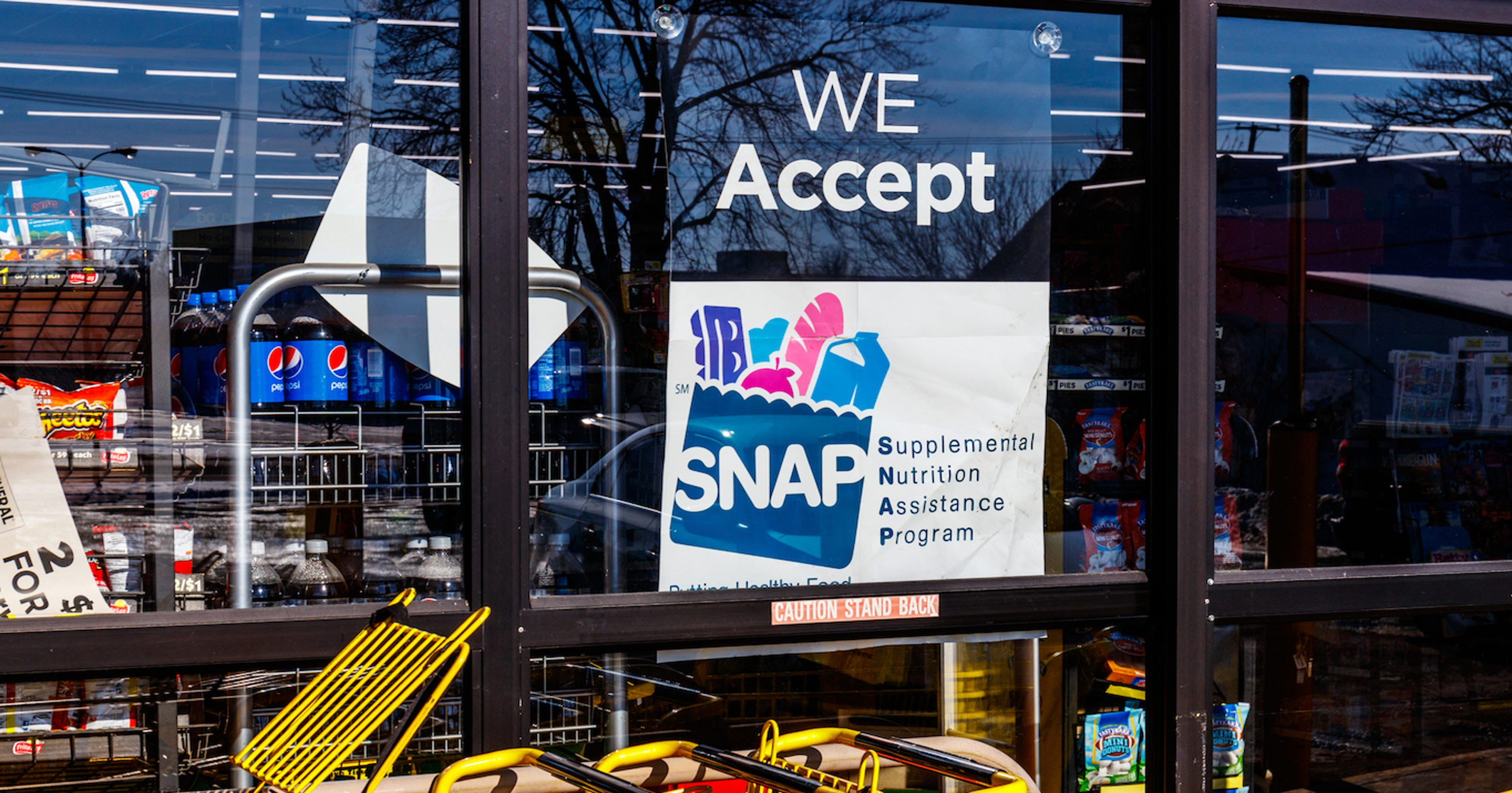 SNAP Benefits Cities With The Most People On Food Stamps