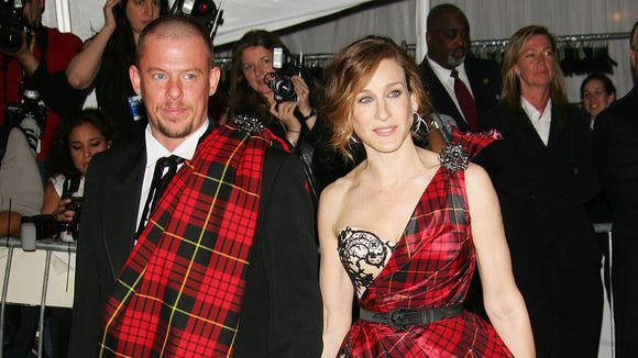Alexander McQueen is one of the most famous people named Alexander.