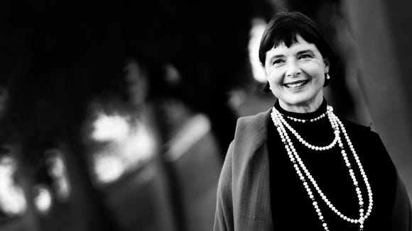 Isabella Rossellini is one of the most famous people named Isabella.
