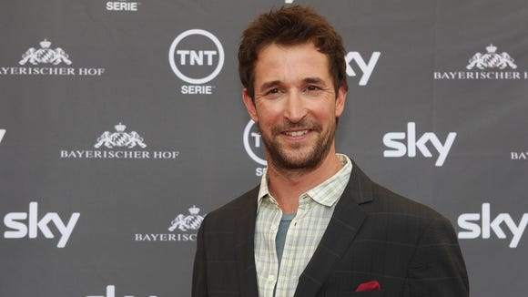 Noah Wyle is one of the most famous people named Noah.
