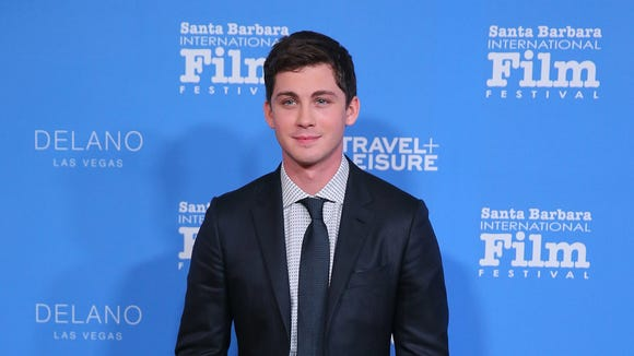 Logan Lerman is one of the most famous people named Logan.