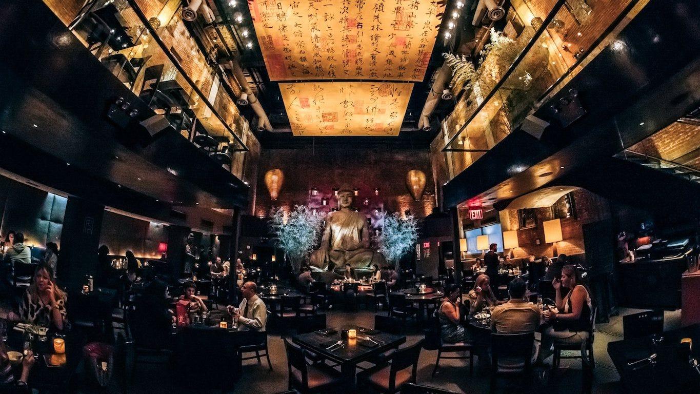 Italian Restaurant In New York New York Casino