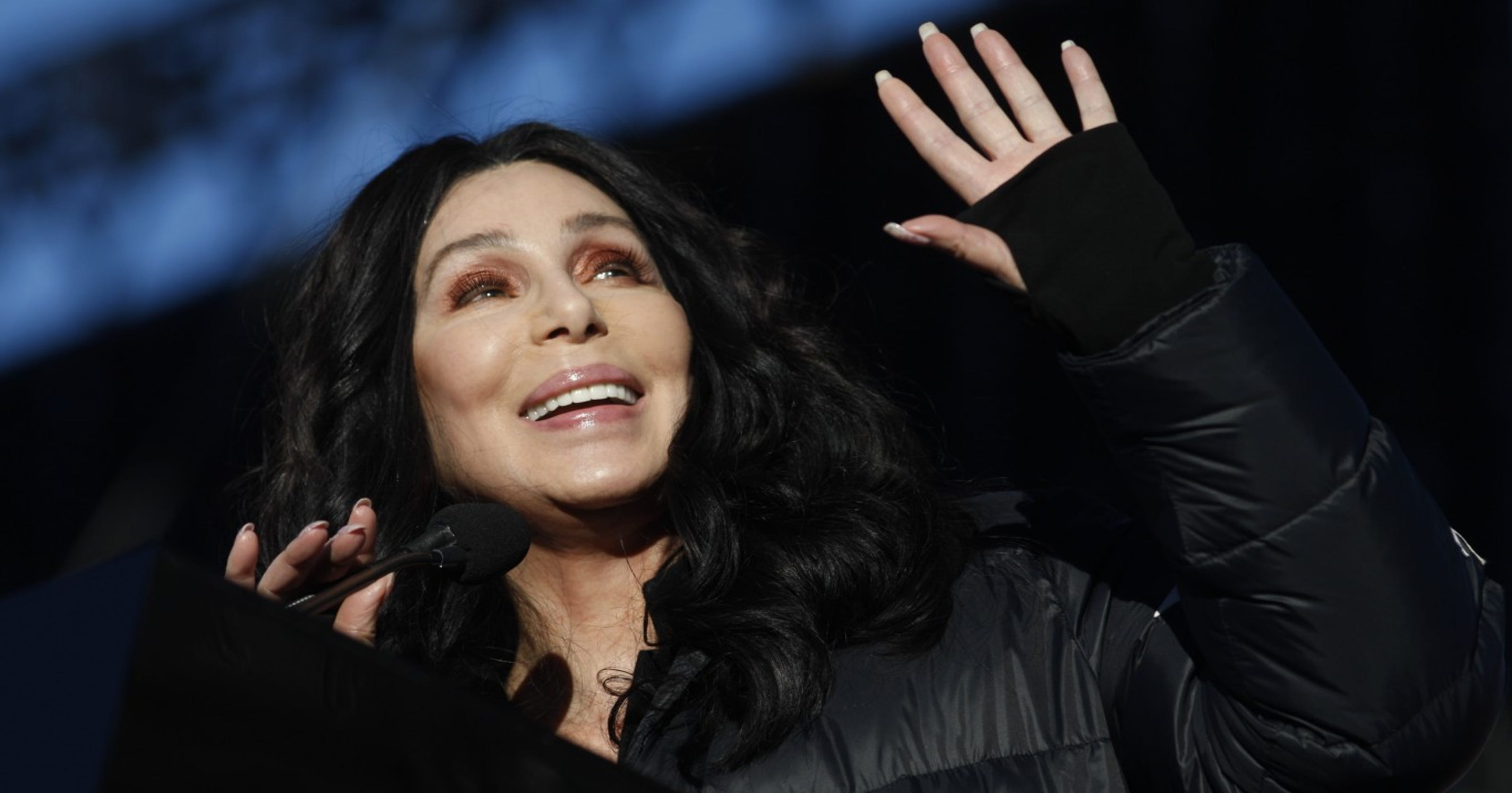 Cher Wanted To Be A Kennedy Center Honoree So Badly In Obama Years