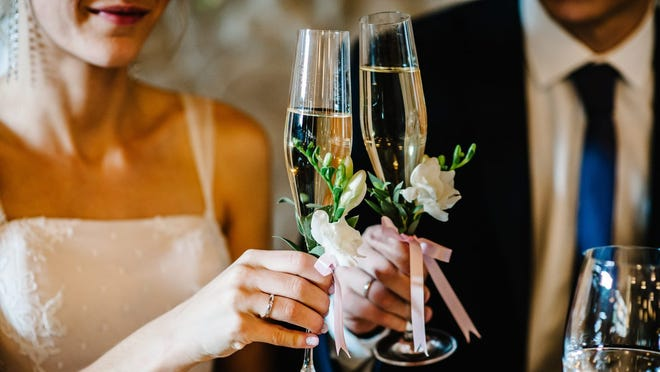 Weddings are ideally a once-in-a-lifetime celebration of love, so brides and grooms are often willing to spend a small fortune on the big day. According to wedding industry research company The Wedding Report Inc., the average American wedding costs over $25,000, though many are significantly more expensive.   Flowers, dresses, tuxedos, food, and rings can all rack up a large bill for the families of the couple, or the couple themselves -- and that's not counting the bill from the wedding planners hired to make everything move smoothly. While weddings can be costly anywhere, the amount Americans spend on nuptials varies from one state to the next.   24/7 Wall St. reviewed data from The Wedding Report, Inc. to determine the cost of a wedding in every state. Many of the most expensive states to host a wedding are in the Northeast, while the least expensive states are in the South.