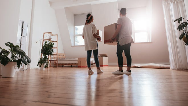 Every year, tens of millions of Americans change residences with some 3.2% moving to a new county, and 2.3% moving to a new state. Young college- and career-bound people tend to move more, and millennials are almost twice as likely to move counties as the average American.