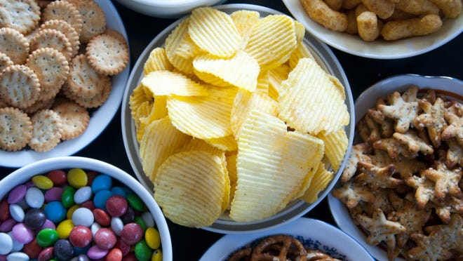 No more sharing snacks in class, the Appleton Area School District has announced. The new policy went into effect with the start of the school year on Tuesday.