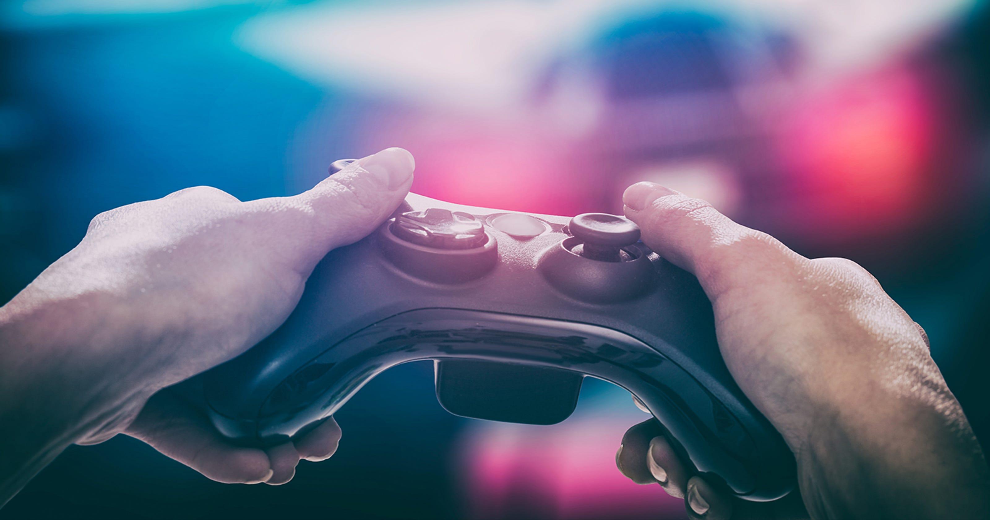 Violent Video Games Cause Behavior Problems Violent video g...