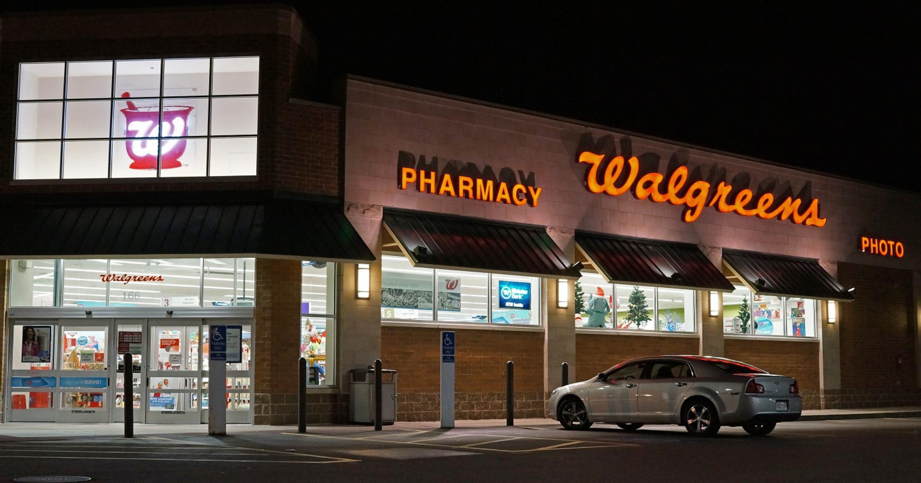 Walgreen