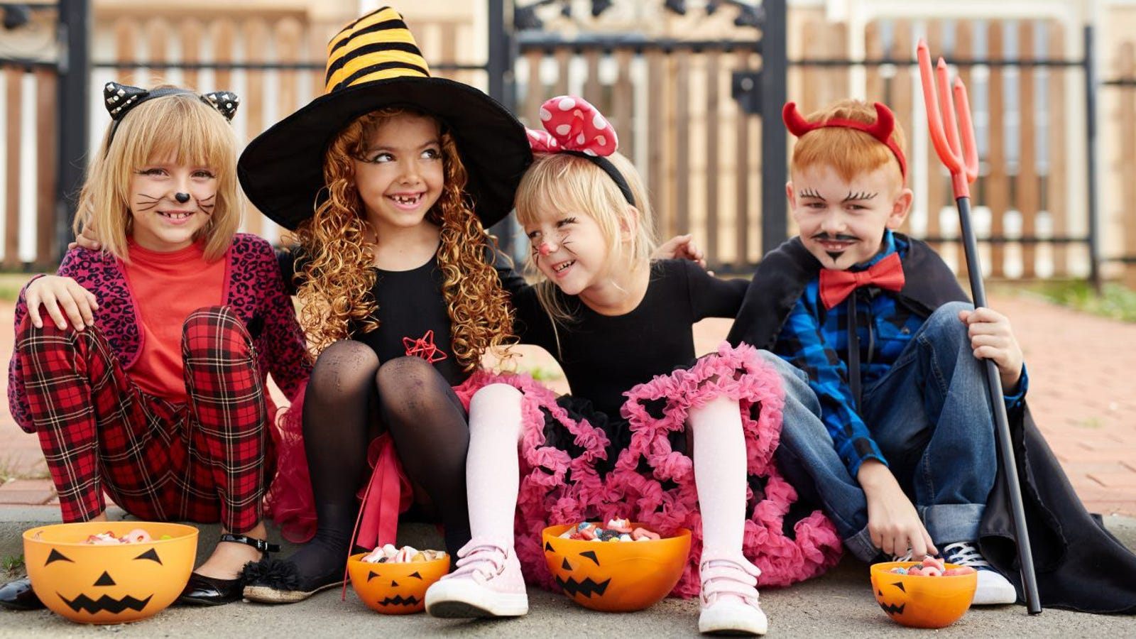 halloween tips: the best town to trick-or-treat in every state