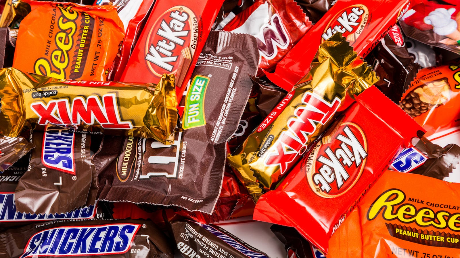 halloween candy: what satisfies delmarva's sweet tooth most?