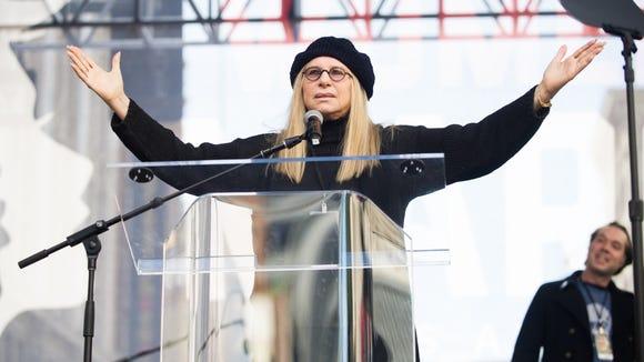 "Barbra Streisand appeared on ""Carpool Karaoke"" with James Corden."