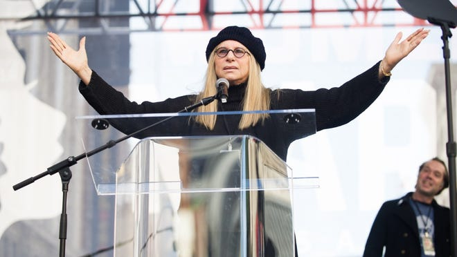 She's ready for the cold. Barbra Streisand is considering moving to Canada if the mid-term elections favor the Republicans.