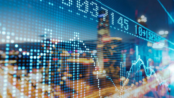 Thursday was a bad day for the broad U.S. markets. The Dow and the S&P 500 each dropped over 1.5% in the session, while the Nasdaq got away down less than 1%. Crude oil posted another significant drop pulling back from $75 earlier this week to now closer to $70. The S&P 500 sectors were entirely negative.