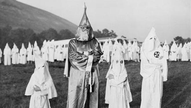 The Ku Klux Klan was founded by Confederate Army officer Nathan Bedford Forrest and was violently anti-African American, anti-immigrant, and anti-Catholic. After dying out in the 1870s, it was reborn during the Prohibition era and had another resurgence after World War II in its opposition to civil rights. Though its power is greatly diminished, the KKK remains a formidable hate group in the United States.