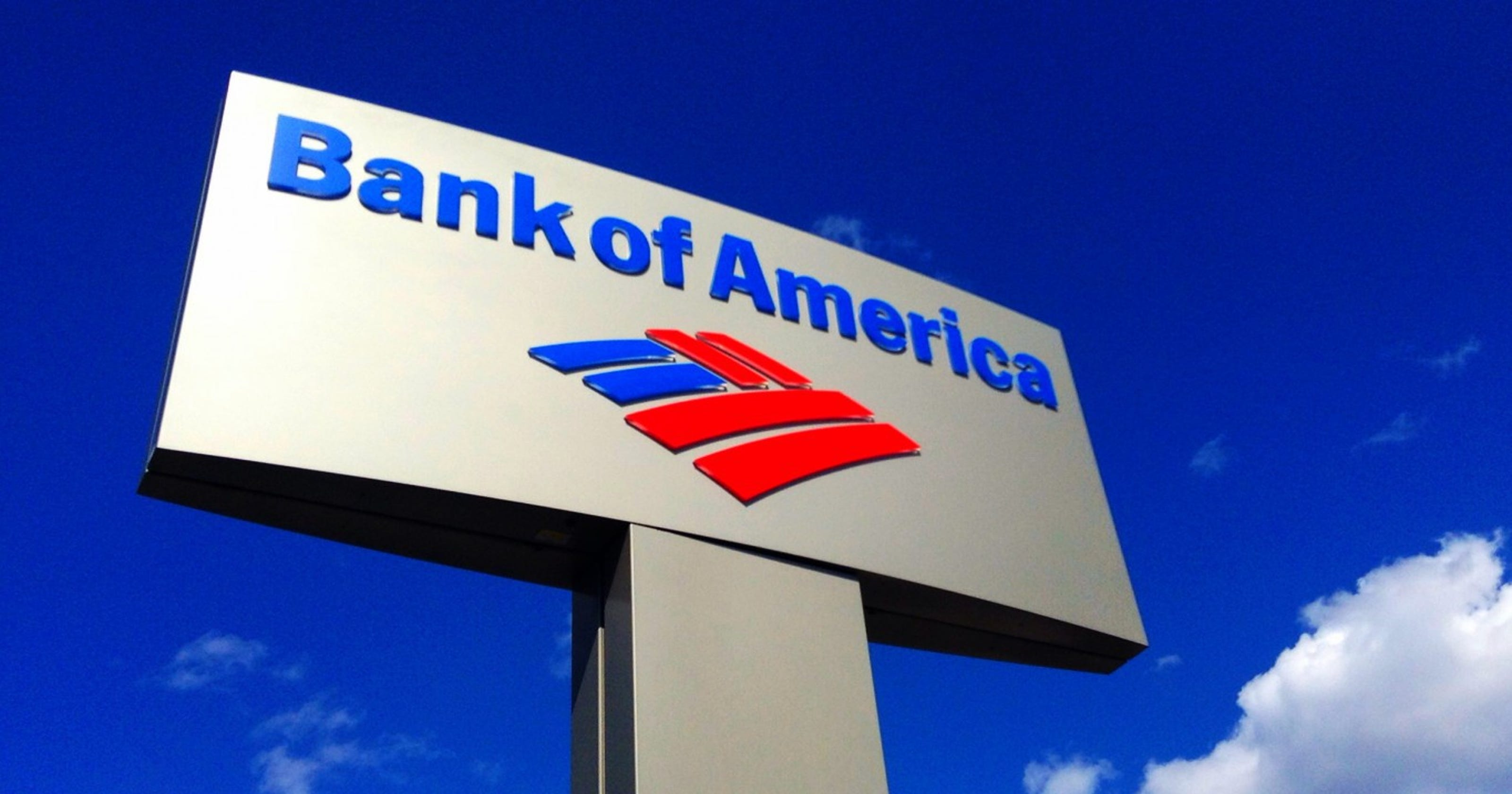 Bank of America: Earnings rise on higher interest rates, lower ta Bank Of America Sign In on