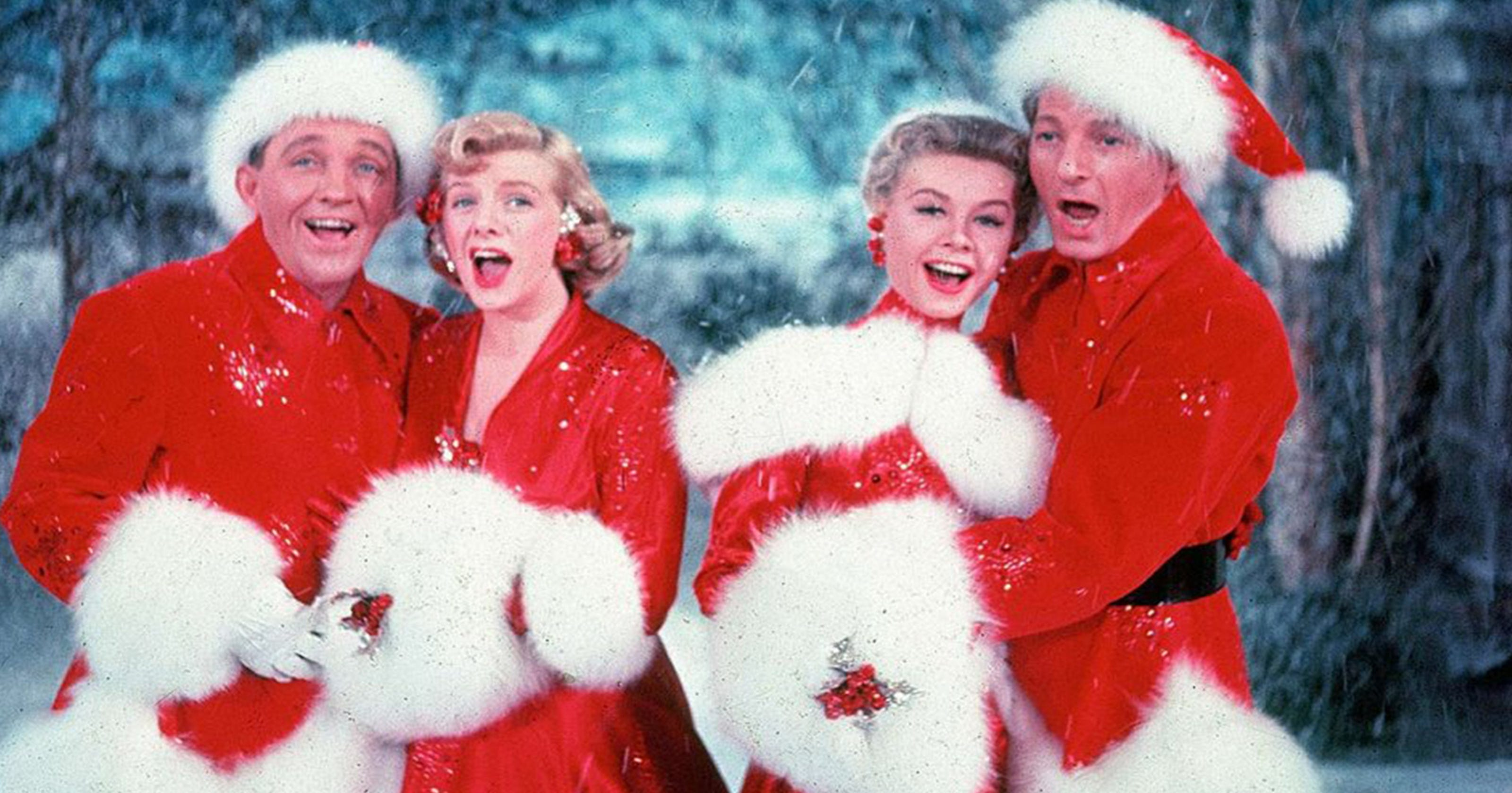 white christmas dropped from cedarburgs holiday film festival - White Christmas Play