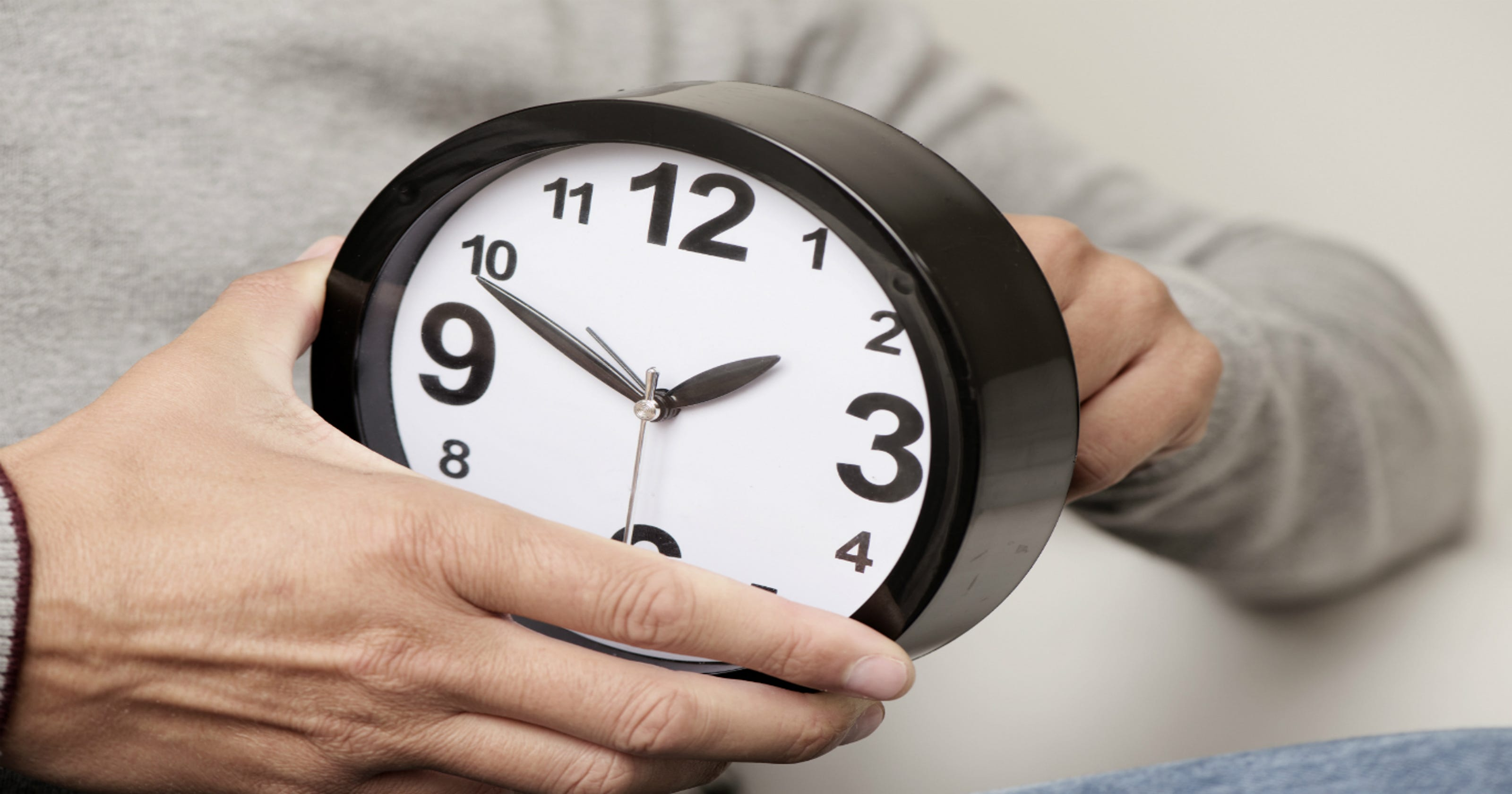 Daylight saving time confounds hospital electronic medical