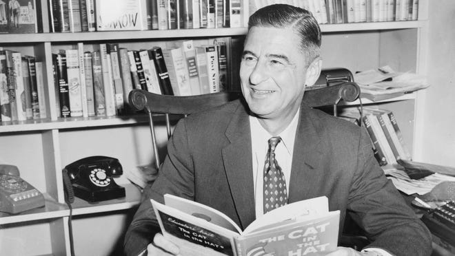 To his family, Theodor Seuss Geisel was Ted. To the world, he was Dr. Seuss.