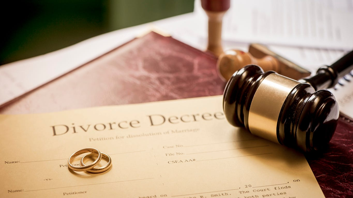How Much Does It Cost To Get A Divorce Where You Ll Pay The Most
