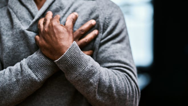 Work related stress can often lead to behaviors that increase an individual's risk for heart disease including overeating, drinking, smoking cigarettes and limiting exercise.