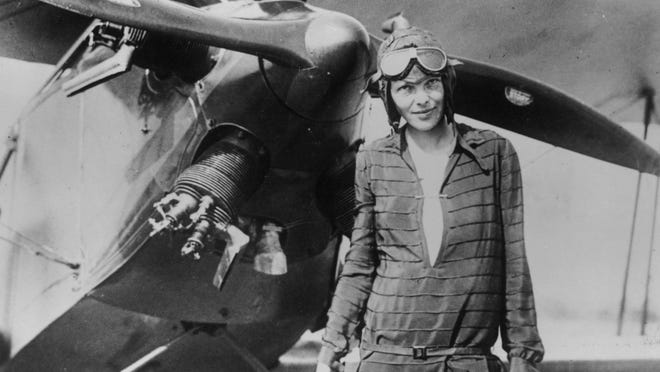 """The Museum of Nature & Science presents """"STEAMpunk – Amelia Earhart"""" at 12 p.m. The program is free and open to the public."""